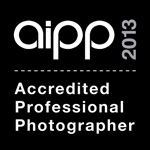 2013 AIPP - Accredited Professional Photographer