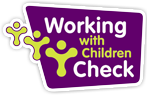 Working With Children Clearance Checked